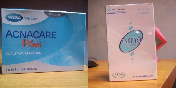 Acnacare Plus dan Acnacare