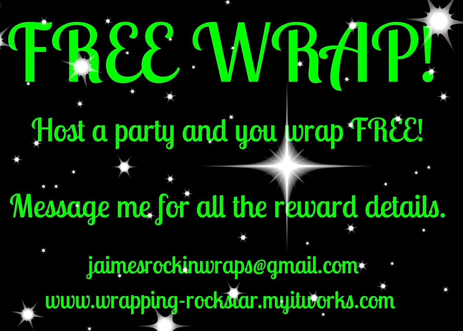 That Crazy Wrap Thing and MORE!
