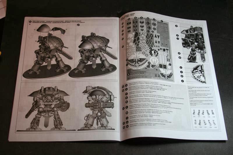 Manual de montaje del Caballero Imperial 2