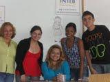 Turma de Administração Básica da ONG Ponto Zero pela INTEB.