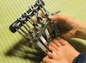 Edward Scissor Feet