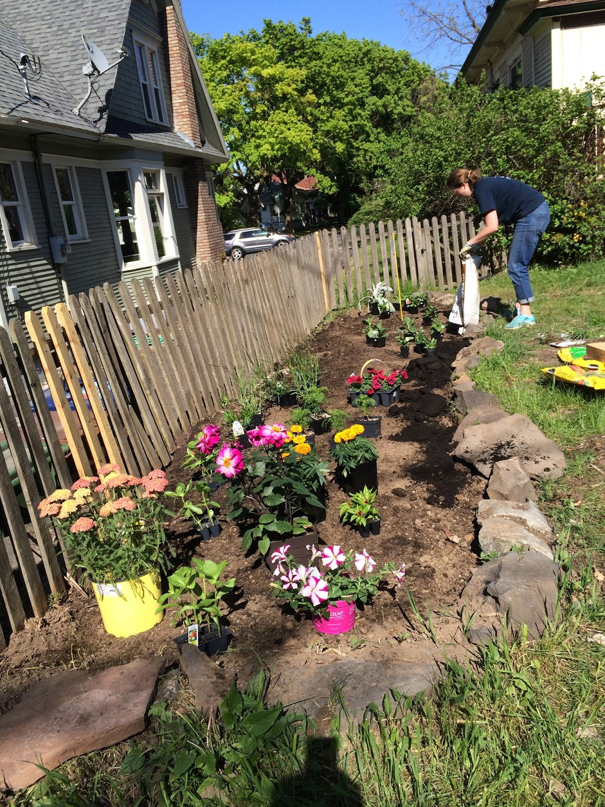 Cheery And Cheer: Mother/Daughter Week in Spokane