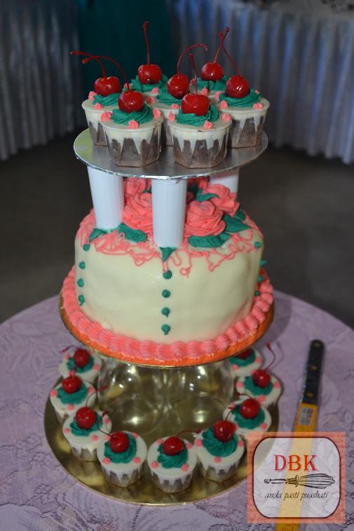 Kek & Cupcakes Kahwin