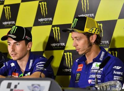 Meregalli: Dulu Lorenzo - Rossi Itu Musuh, Tapi Sekarang?