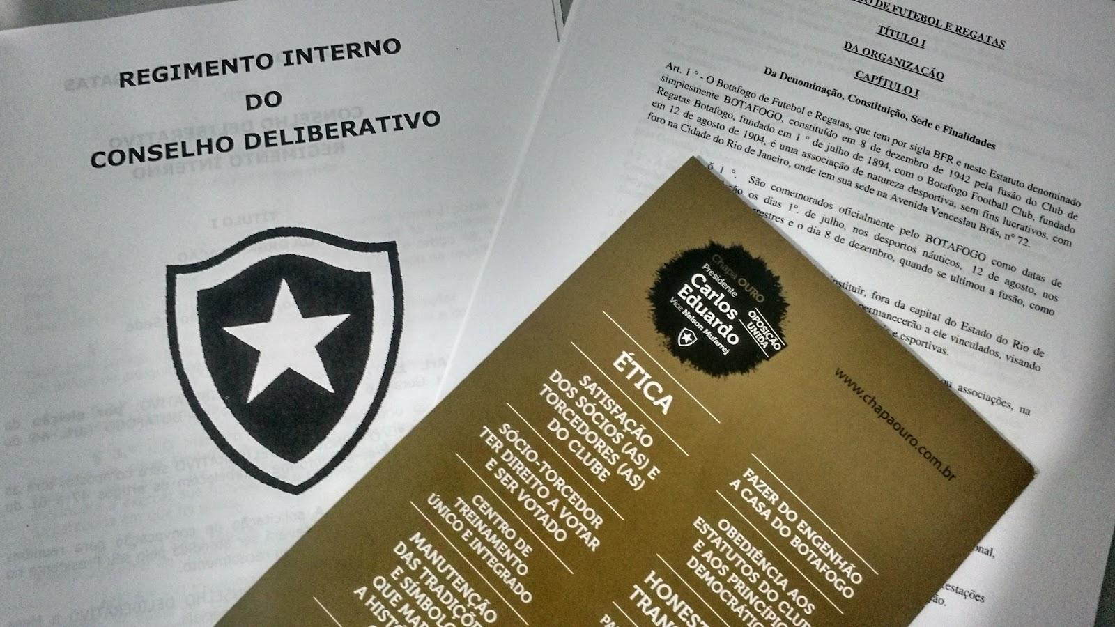 A Reforma do Estatuto - Modernização do Botafogo e Sócio-Torcedor ... d5f8f515bdb