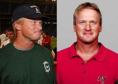 jon gruden bears coach