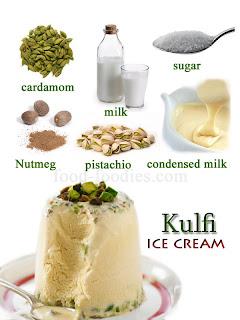 Kulfi icecream