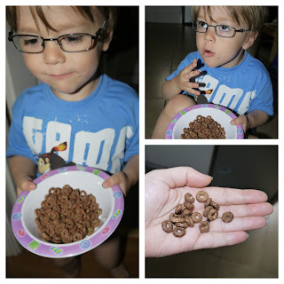 cereals, chocolate