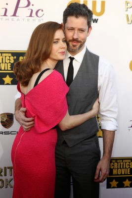 Amy Adams, , and Darren Le Gallo