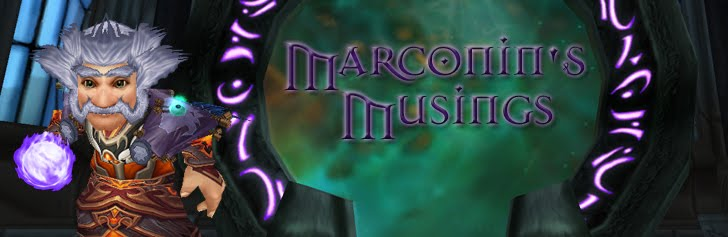 Marconin's Musings