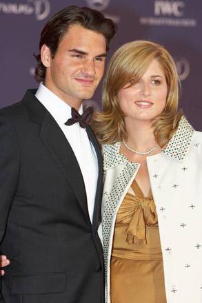 Roger+federer+wife
