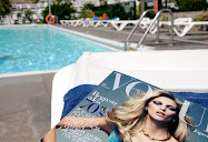 Sun,friends&Vogue...Perfect Day! :)