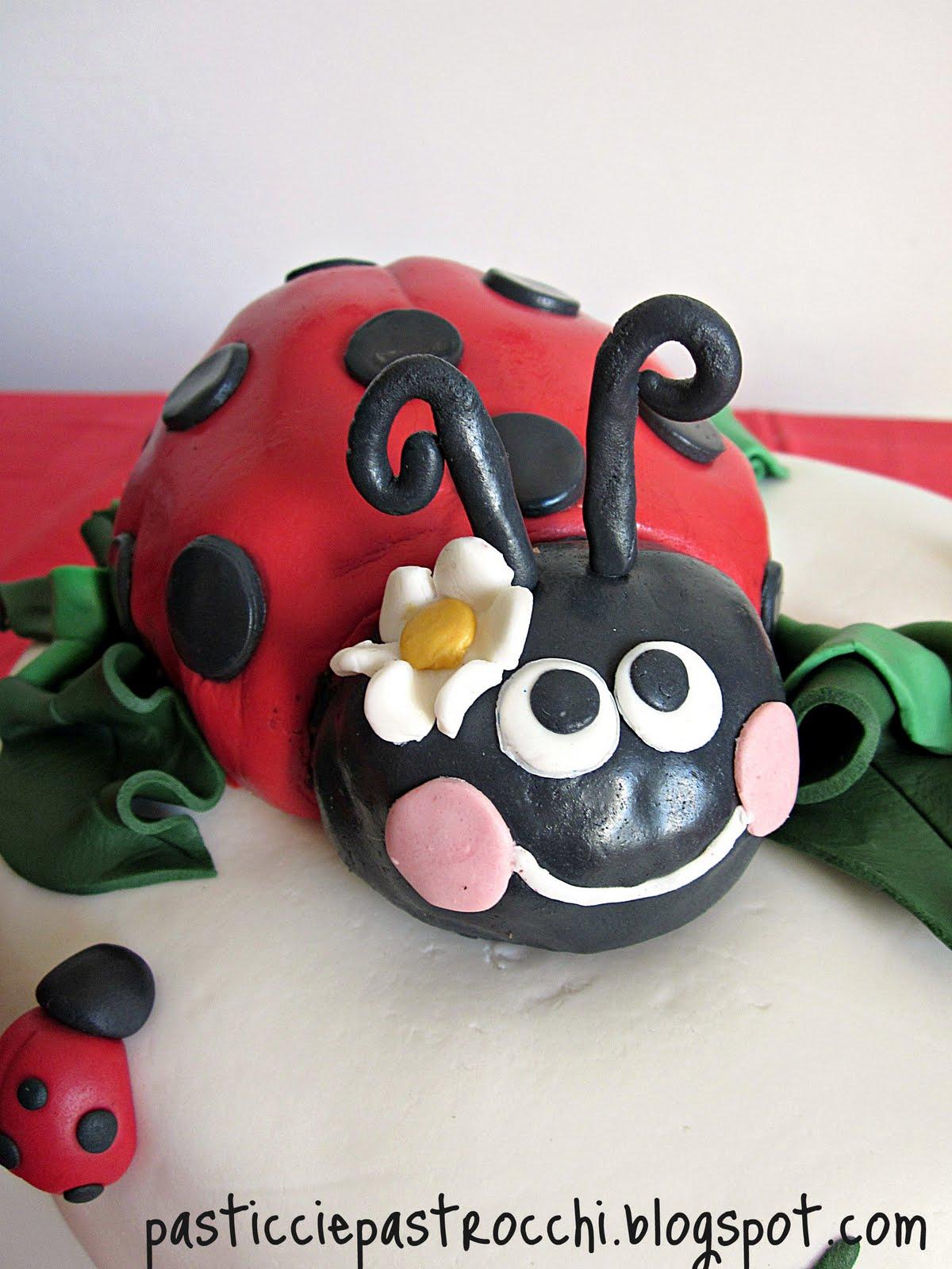 Pasticci pastrocchi my little ladybug