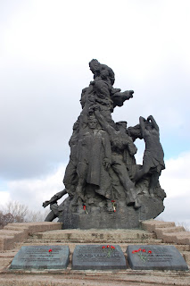 Babi Yar, Kiev, Kyiv
