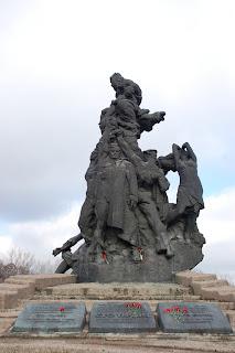 Babi Yar, Kiev, Kyiv