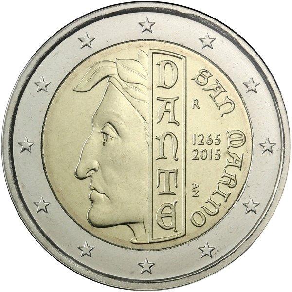 2 euro San Marino 2015
