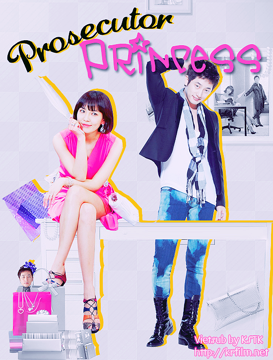 Dn@ bLoG: Prosecutor Princess (Geomsa Princess)