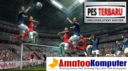 PES 2013, Download PES 2013, Download software, Pro Evolution Soccer 2013