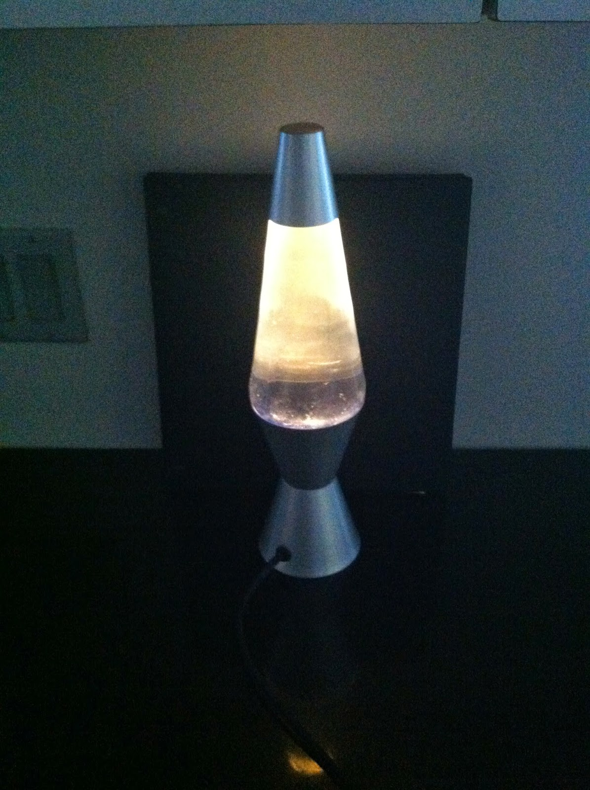 Fixing Cloudy Lava Lamp, Results For Molten Meditation.
