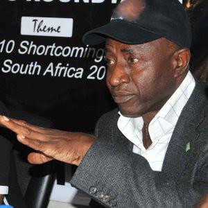 Nigeria vs Iceland: Segun Odegbami makes predictions