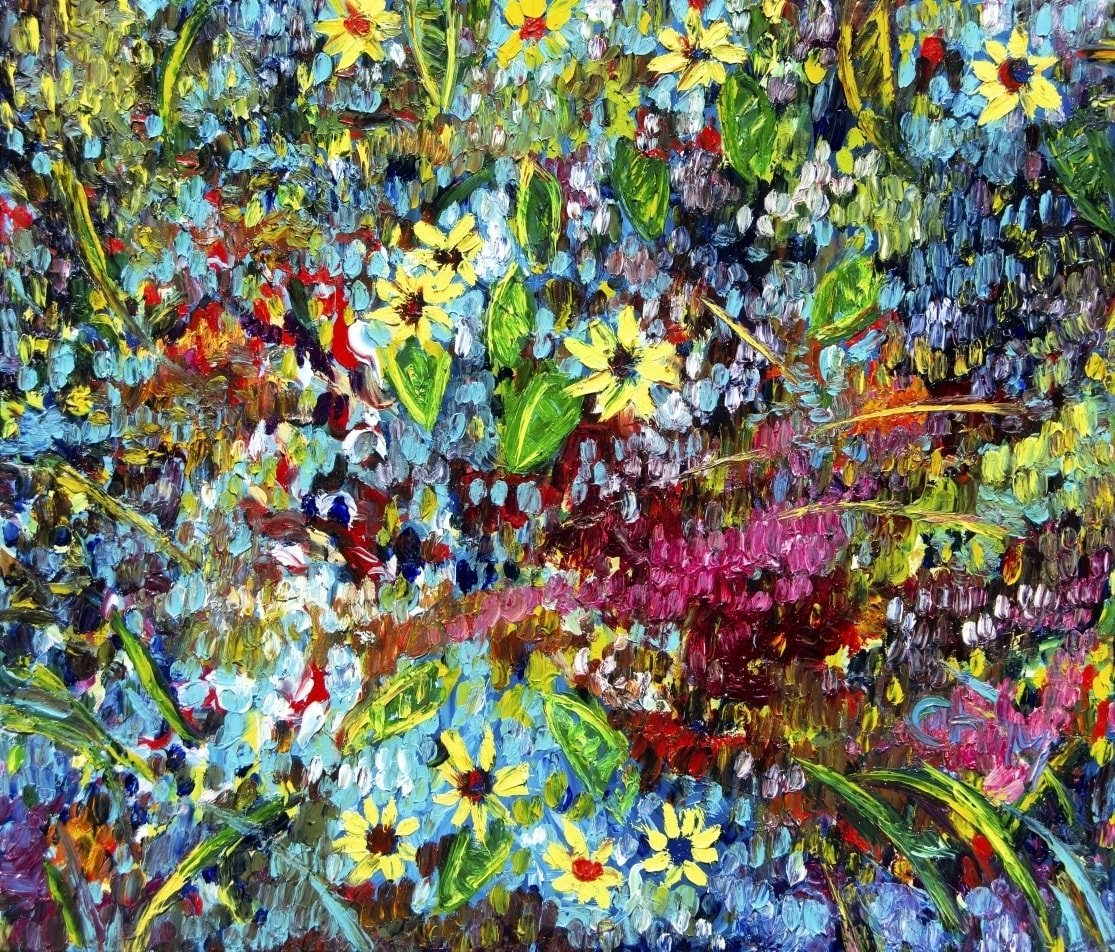 Chiara Magni Newborn sunflowers
