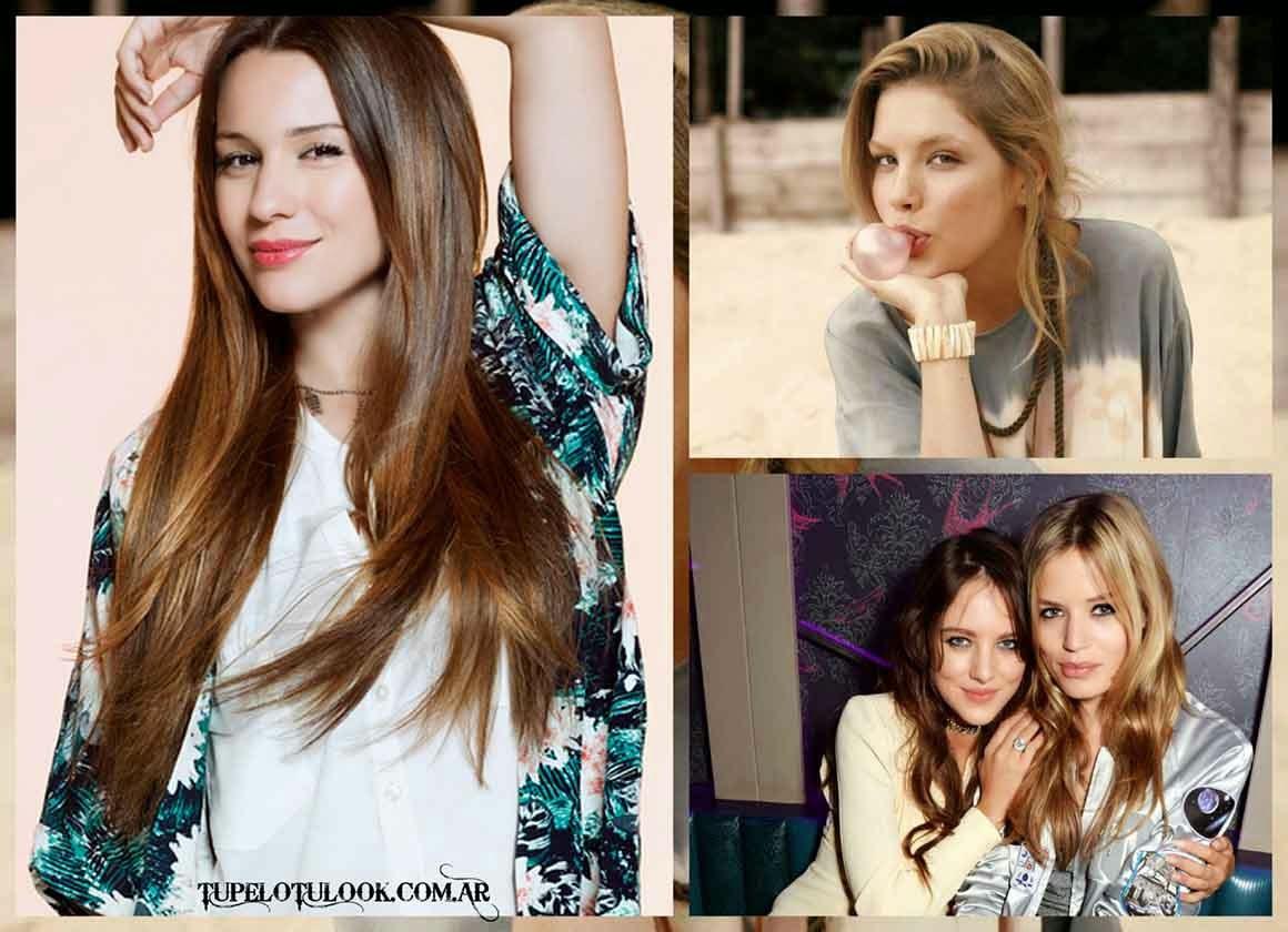iluminaciones en el cabello 2015
