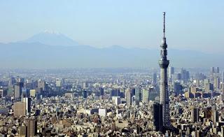 Torre Sky Tree, torre mais alta do mundo