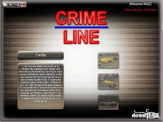 Crime Line: A Novel Murder [BETA]