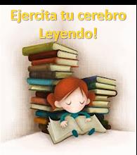 La lectura es para el cerebro, lo que el ejercicio es para el cuerpo.