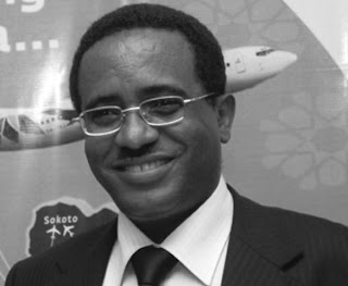 Air Nigeria CEO, Kinfe Kahssaye Tenders Resignation, Owed Five Month Salary