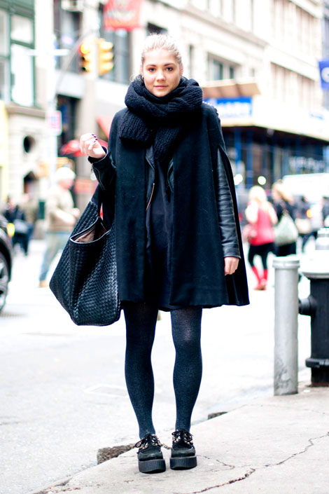 Like A Fashionista Street Style Fall Winter