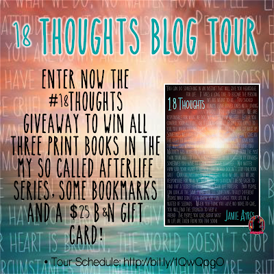 http://fantasticflyingbookclub.blogspot.com/2015/05/tour-schedule-18-thoughts-my-so-called.html