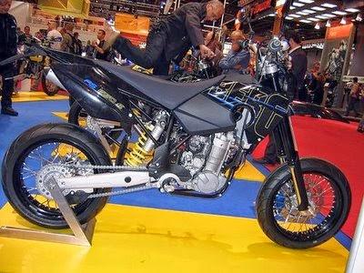 Husaberg FE 650 E 2014 New Show room Bikes
