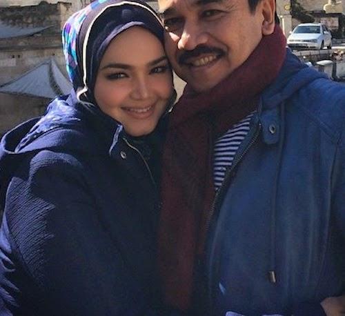 6 foto siti nurhaliza bermadu cinta dengan datuk k di for Siti di foto