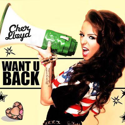Cher Lloyd - Want U Back (feat. Astro) Lirik dan Video
