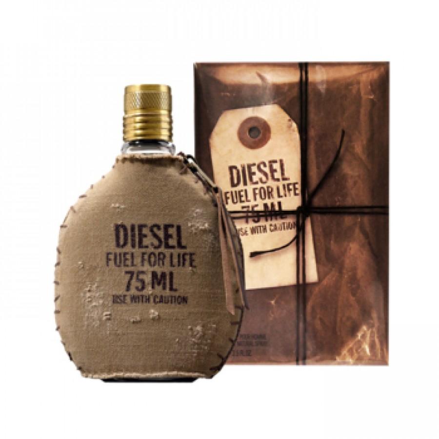 new diesel fuel for pour homme eau de toilette spray size retail packaging