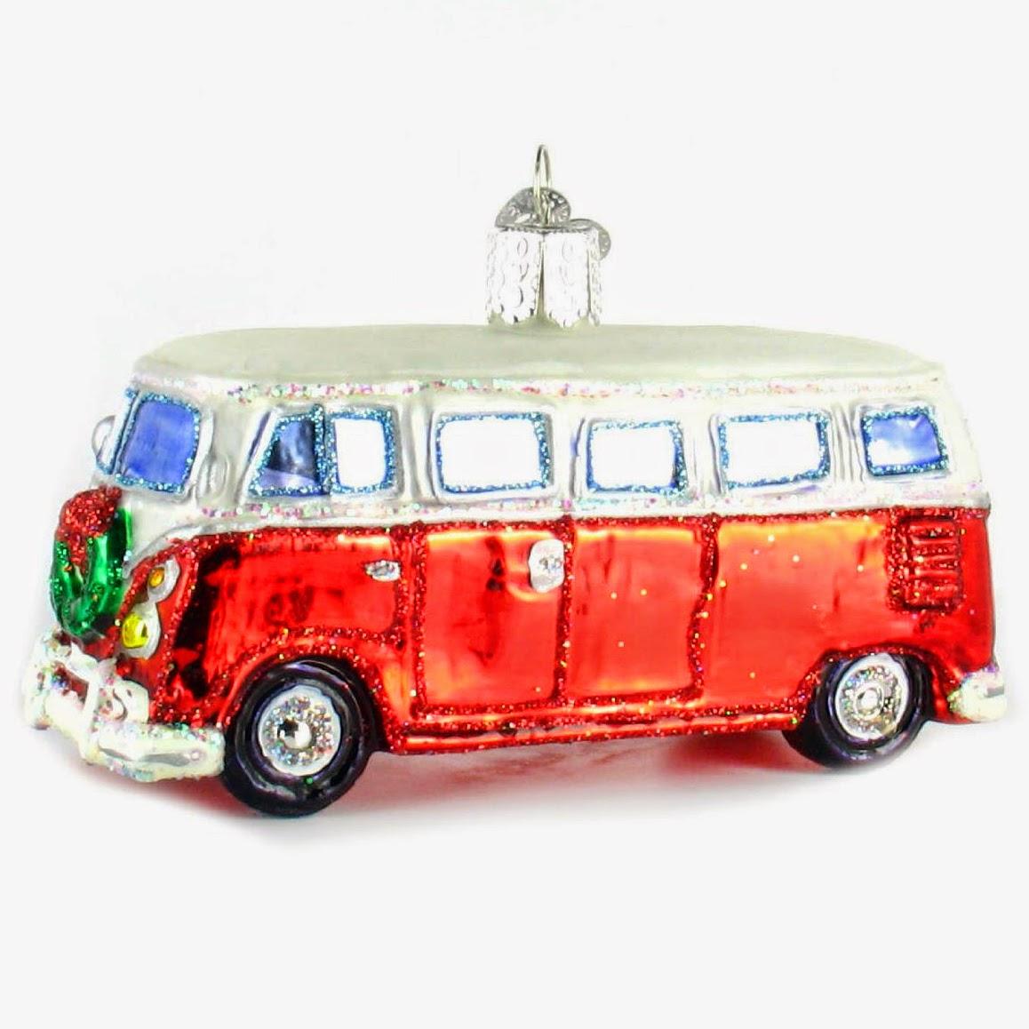 VW Samba Van 1958