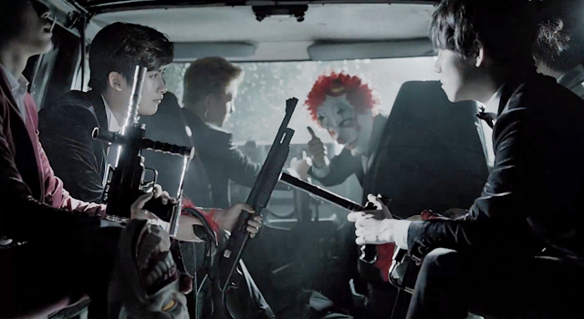 Block B Very Good mv ending 1