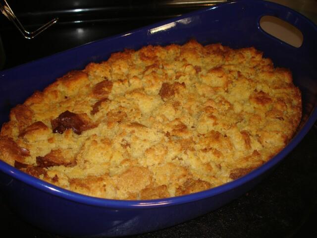 Quinsmomma: Favorite Recipe: Easy Bread Pudding