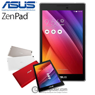 Harga Tablet Asus Zenpad Z370CG