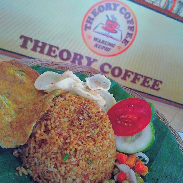 NASI GORENG THEORY COFFEE: LETDA SUJONO