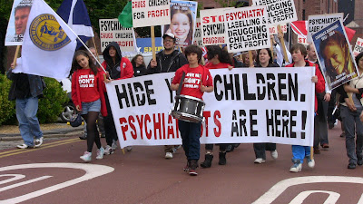 Psychiatry drugs children for profit...