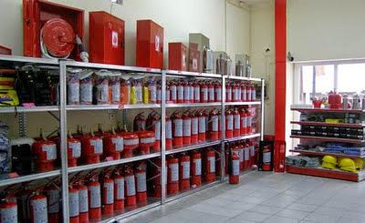 Πυροσβεστικα ειδη - πυρασφαλεια στο Αντιπυρ Χαλκιδικης