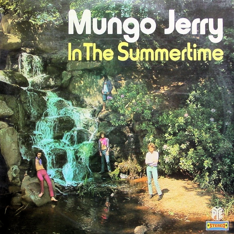 Mungo Jerry - Candy Dreams