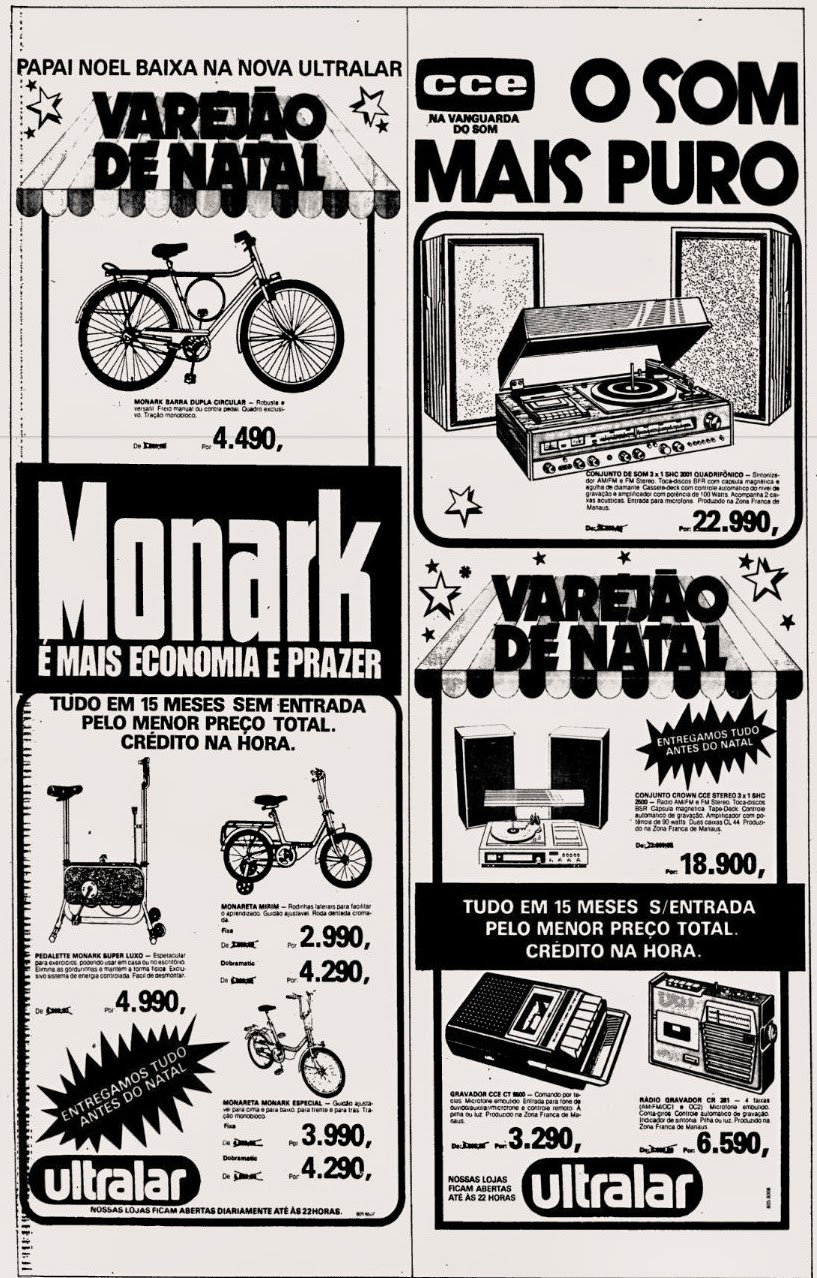 1979; os anos 70; propaganda na década de 70; Brazil in the 70s, história anos 70; Oswaldo Hernandez;