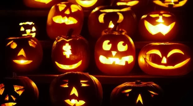 Kisah di Balik Labu Halloween