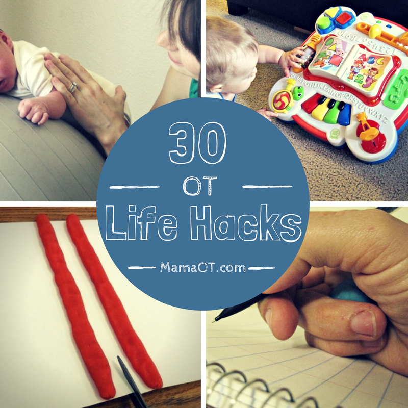 30 OT Tips & Tricks to Make Life Easier for You and Your Child