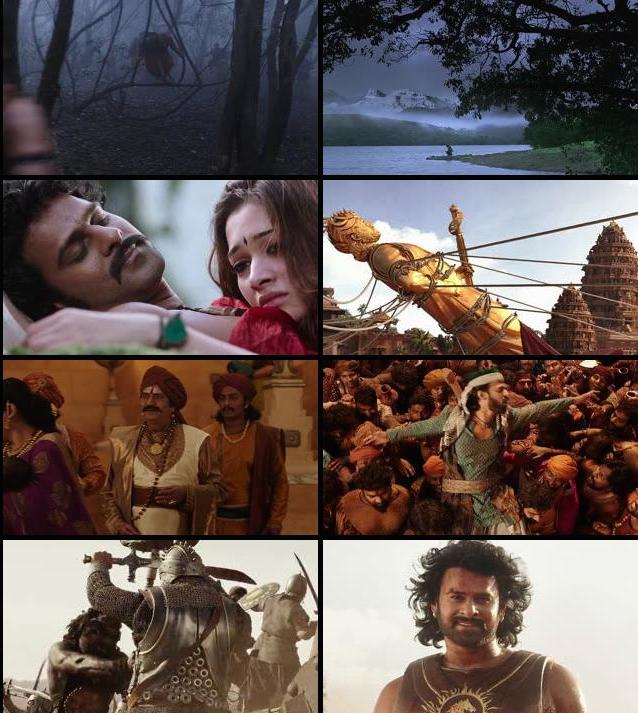 Baahubali 2015 Hindi 720p HD BluRay 2GB