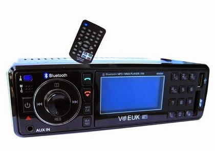 Car Audio and Video Accessories