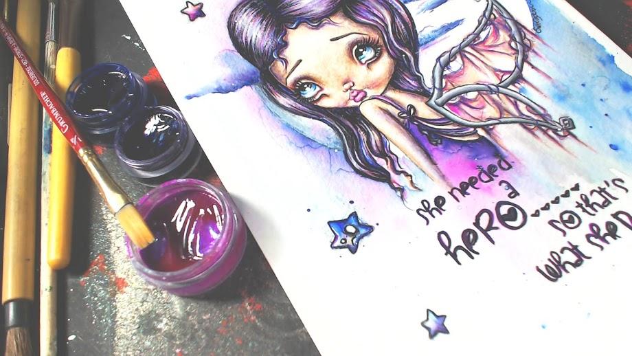 Lizzy Love ♥ Oddball Art Co.